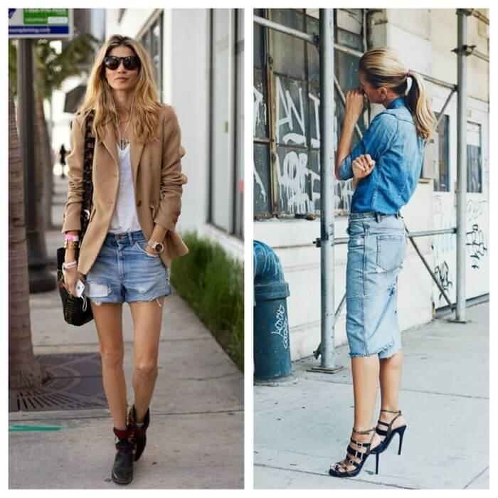 Vaqueros moda