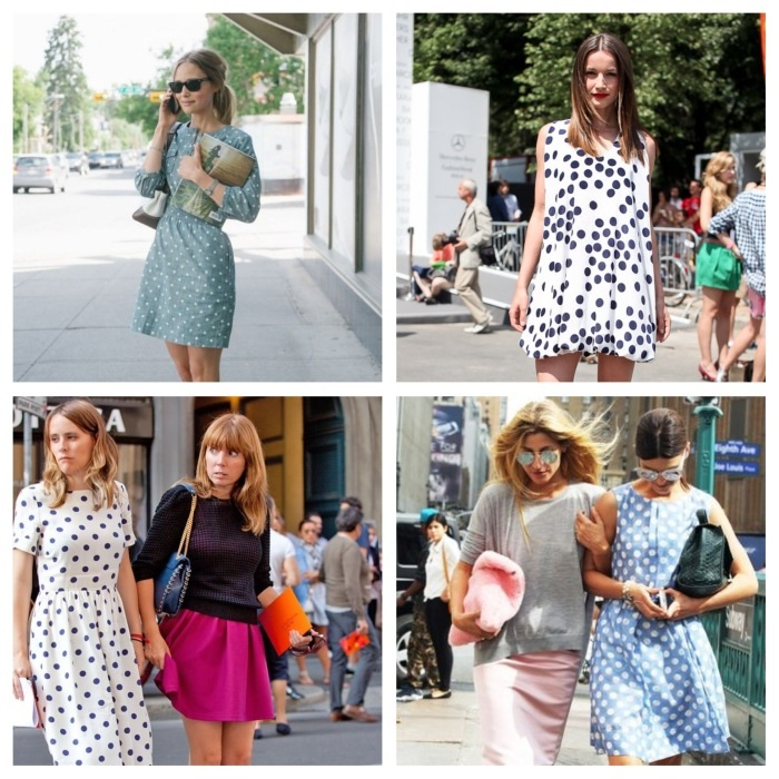 Polka dots inspiration