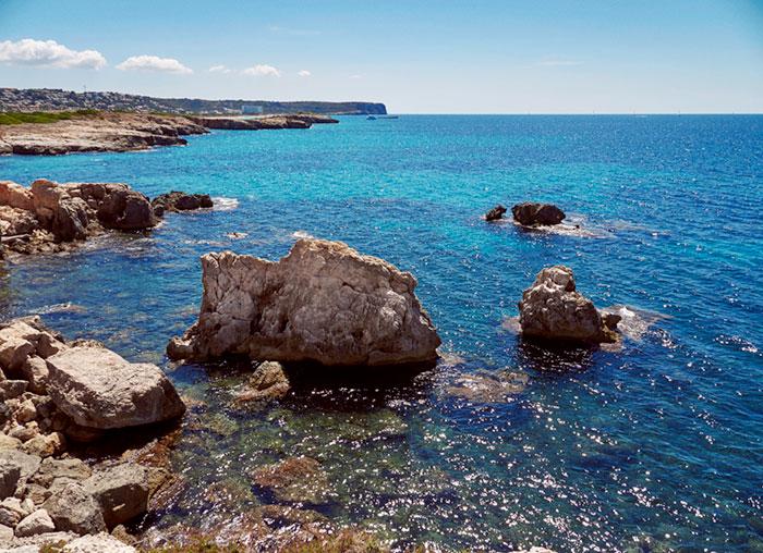 La bella y salvaje Menorca II