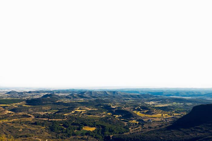 Paisaje Aragón