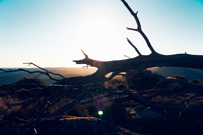 Huesca puesta de sol