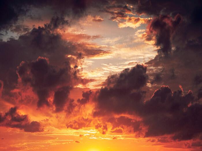 Puesta de sol Islas Baleares