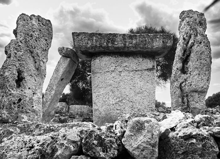 Lugar histórico Menorca