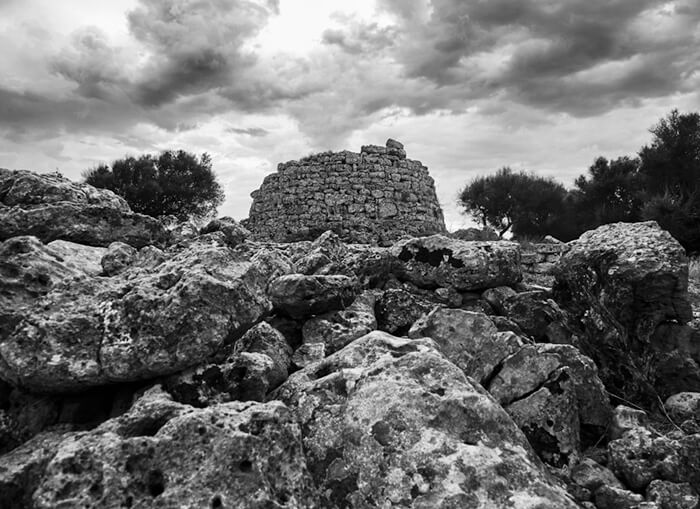 Ruinas Talatí de Dalt