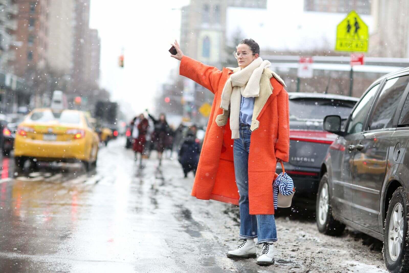 abrigos oversize