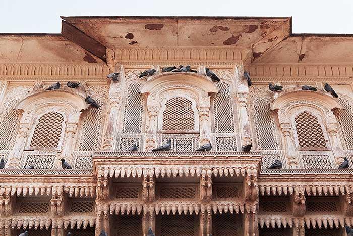 Edificio Jaisalmer
