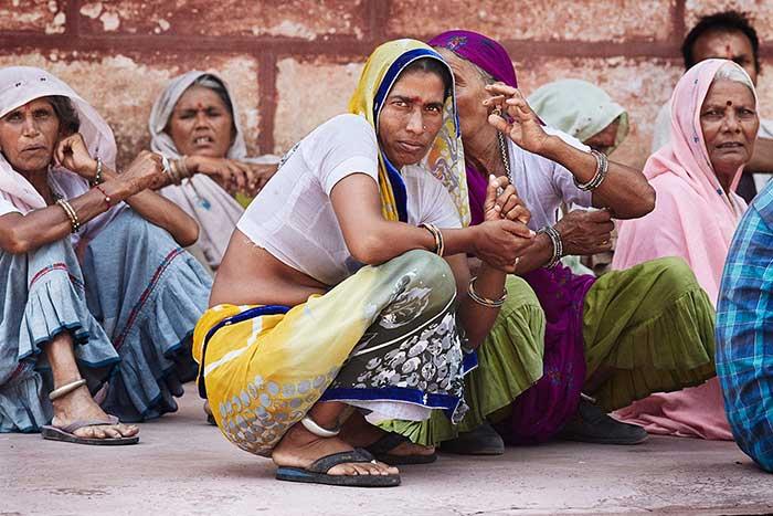 Mujeres en la Indias