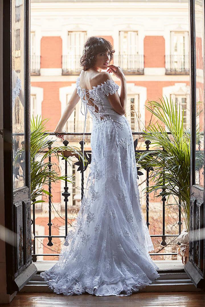 El vestido de novia por Charo Ruiz