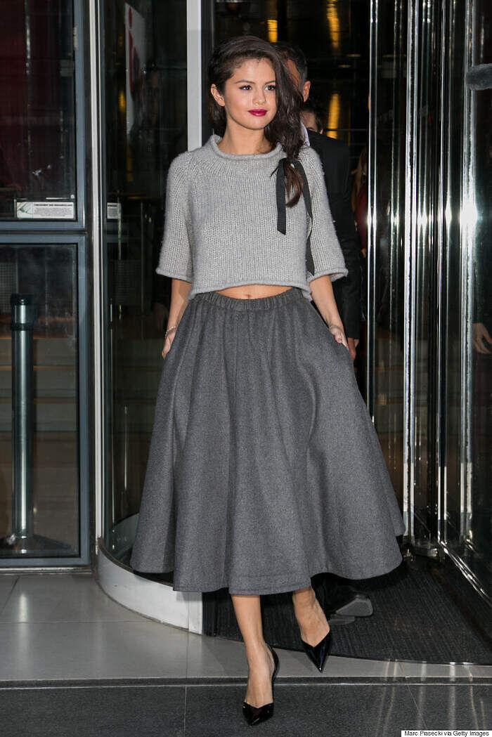 Selena Gómez style