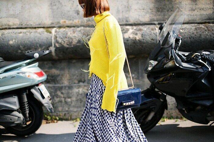 Jersey amarillo chillón