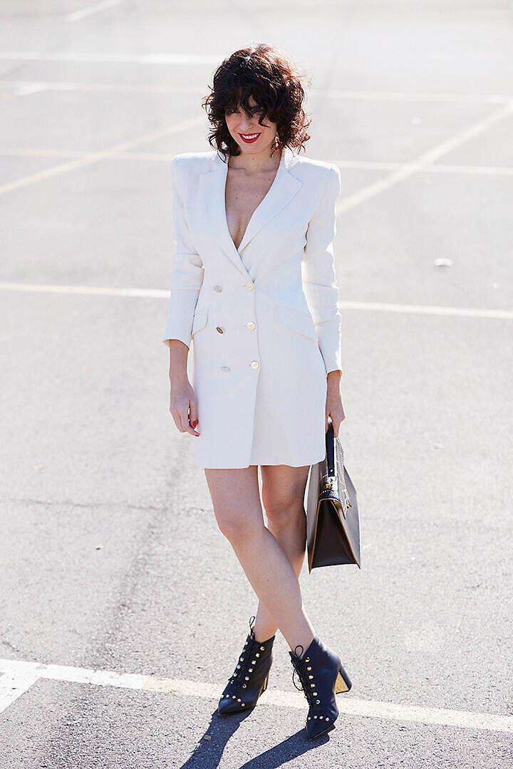 Vestido blazer Liu Jo