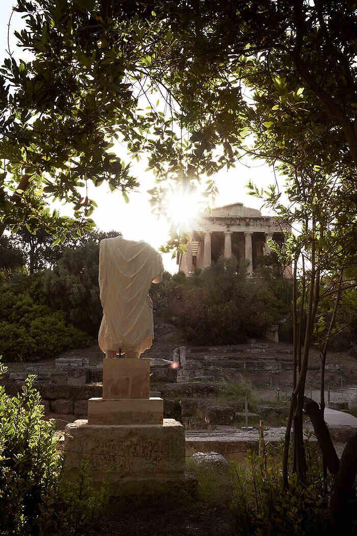 Ágora Atenas