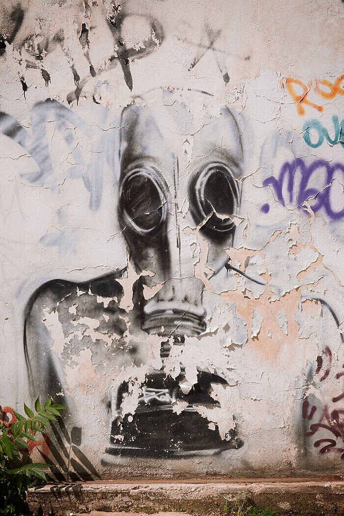 Grafiti Atenas