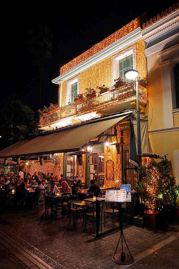 Atenas restaurante