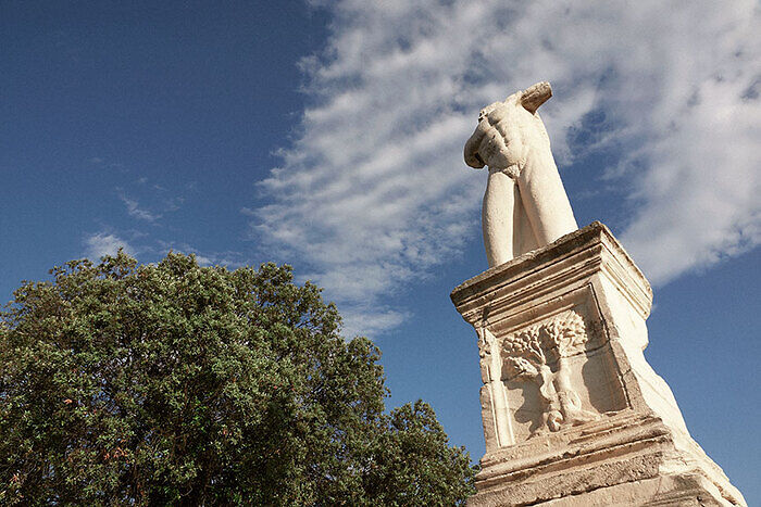 Monumento Grecia