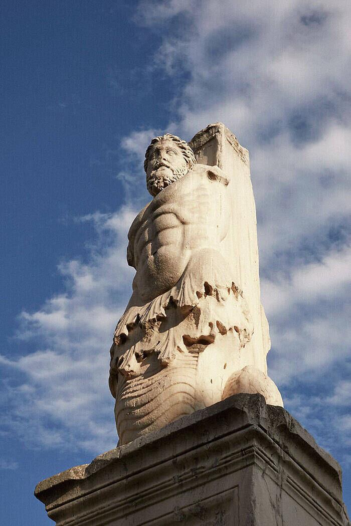 Monumento griego