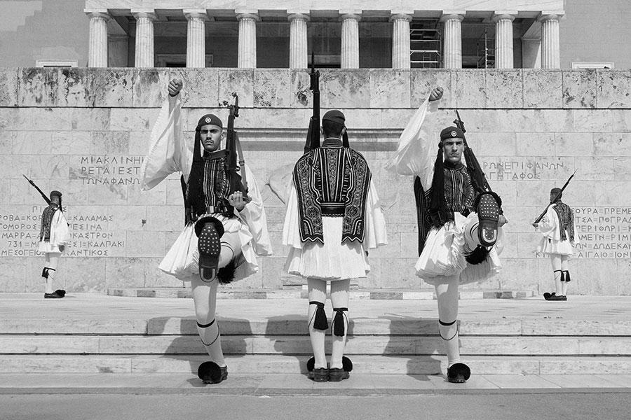 Guardia Plaza Syntagma