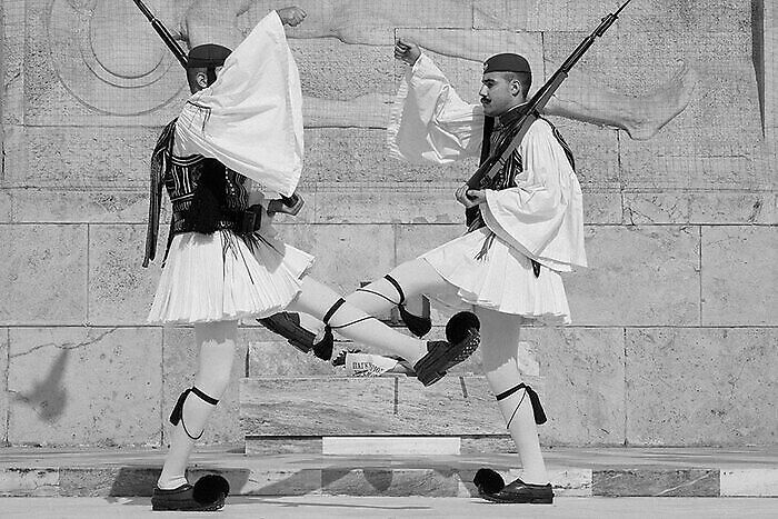 Guardias de Atenas