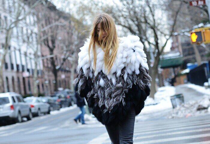 Chaqueta de plumas