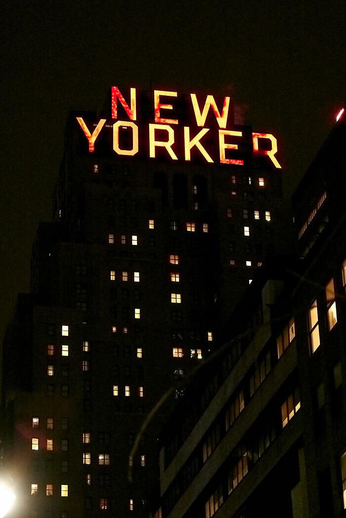 Nueva York noche