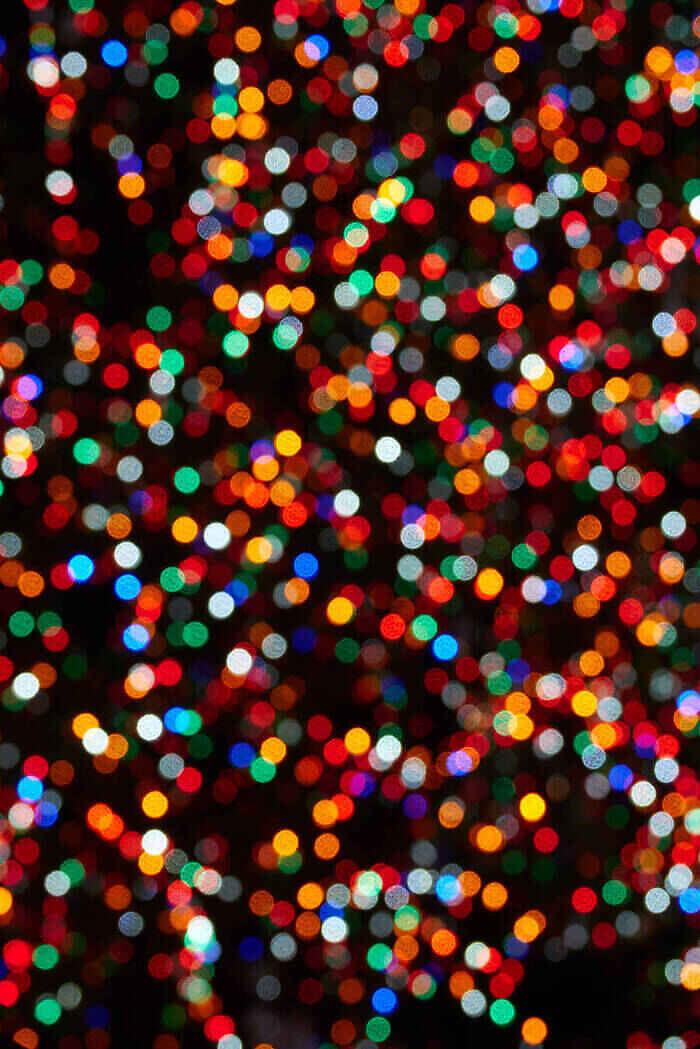 Luces navideñas Nueva York