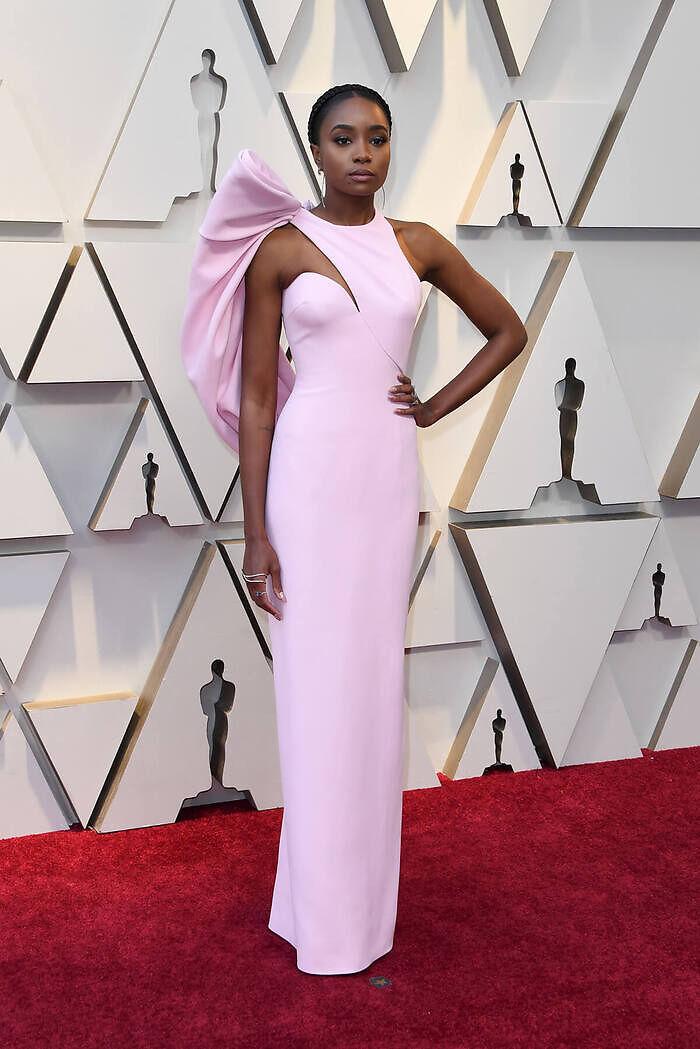Versace dress Oscar