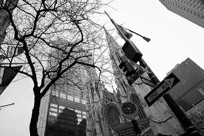 Catedral Nueva York