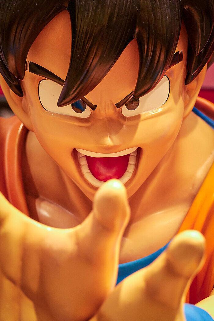 Son Goku Japón