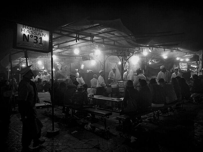Marrakech por Jose Luis Tabueña