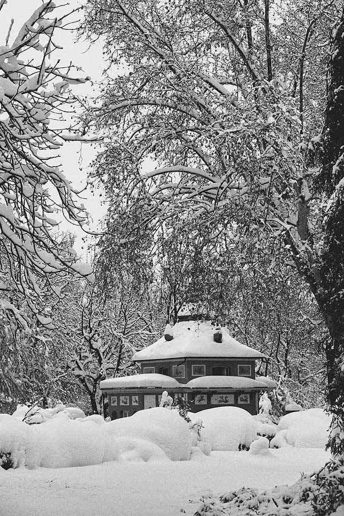 Retiro nevado