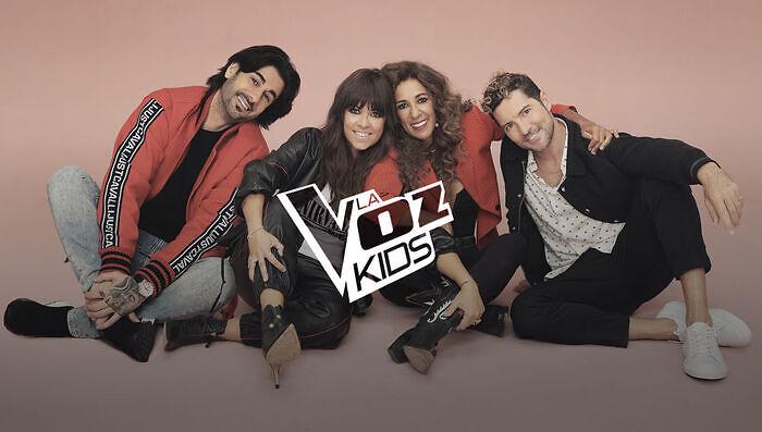 David Bisbal La Voz Kids